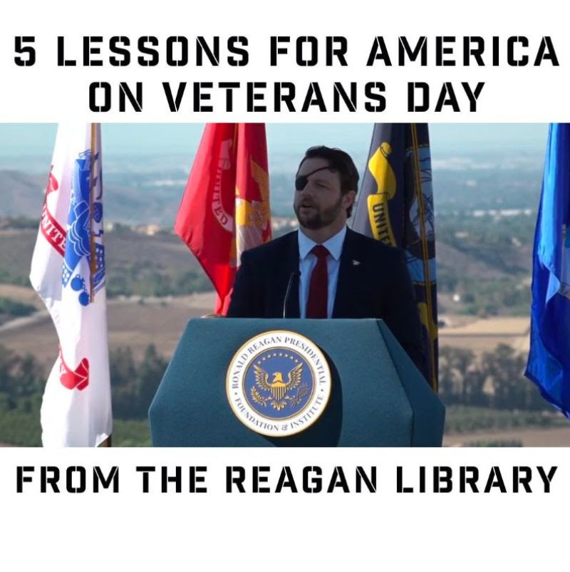 5 Lessons For America On Veterans Day